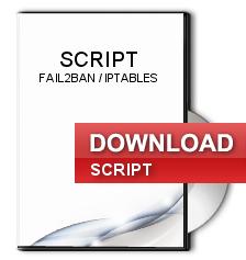 fail2ban-iptables script