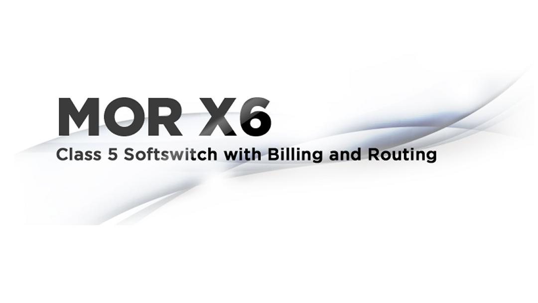MOR X6 Release