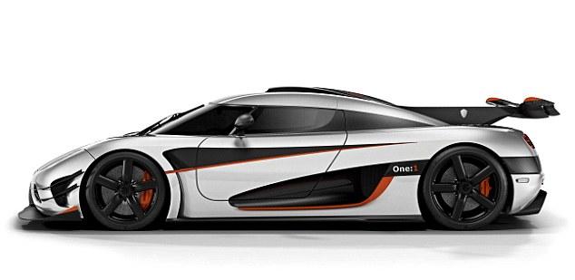Very fast car