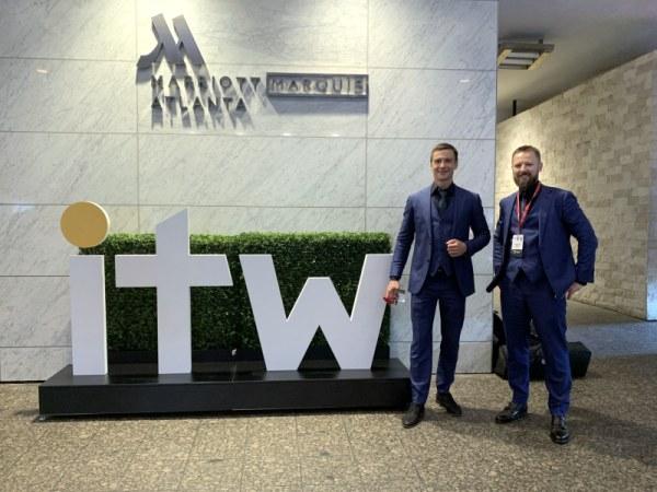 Kolmisoft team returns from ITW 2019, Atlanta